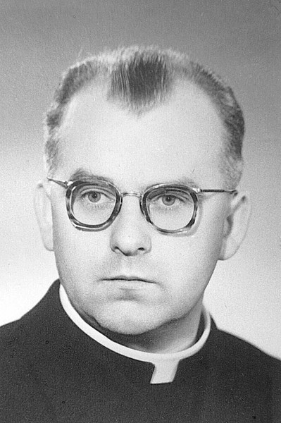 Fr. Tadeusz Nagengast, Dr. (1953 ~ 1961)