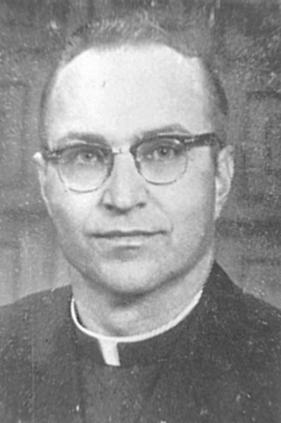 Fr. Thaddeus Rataj (1957 ~ 1961)