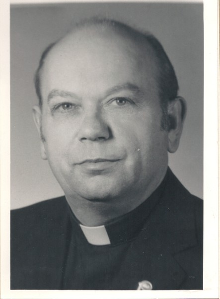 Fr. Richard Kosian OMI (1969 ~ 1972)