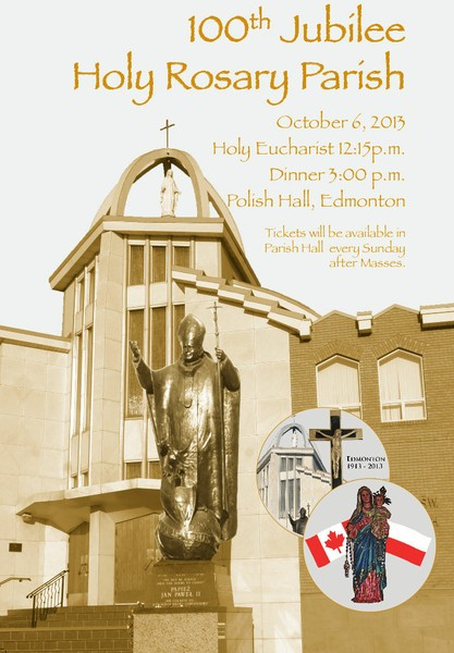 100th Jubilee Holy Rosary Parish