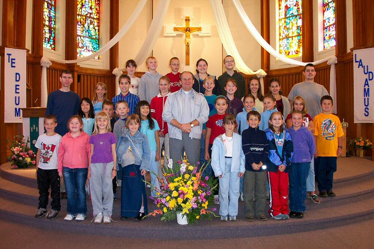 Grupa Ministrantów, 2003