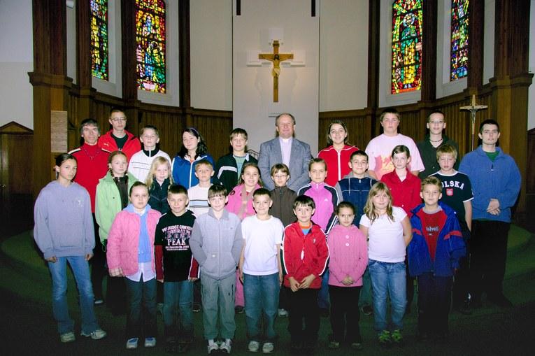 Grupa Ministrantów, 2007