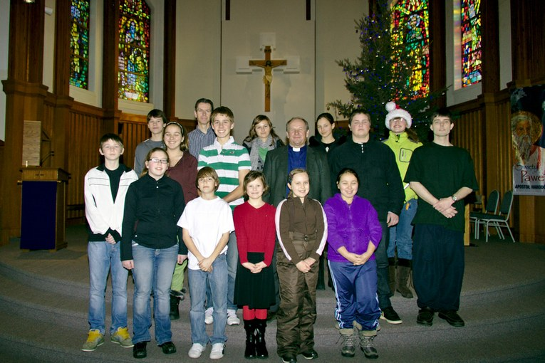 Grupa Ministrantów, 2008