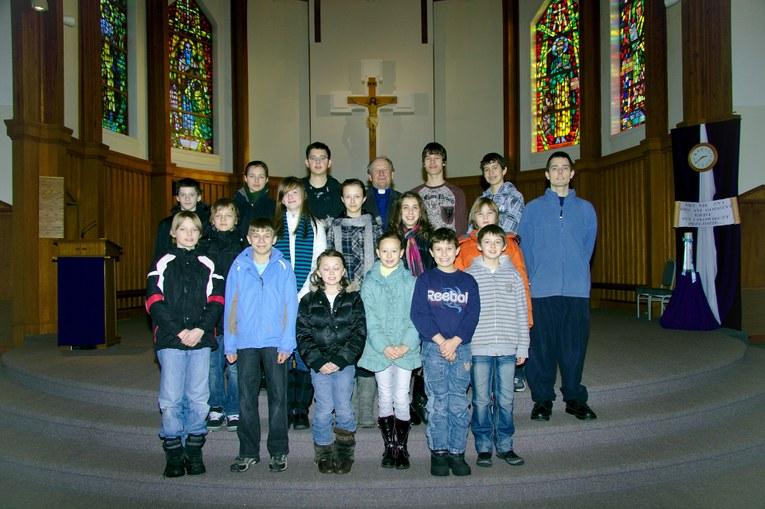 Grupa Ministrantów, 2010