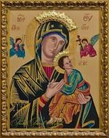 Ukoronowany Obraz Matki Bożej Nieustającej Pomocy