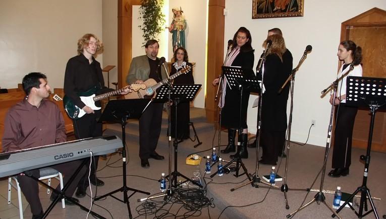 """Zespół Młodzieżowy """"Betlejem"""", 2005"""