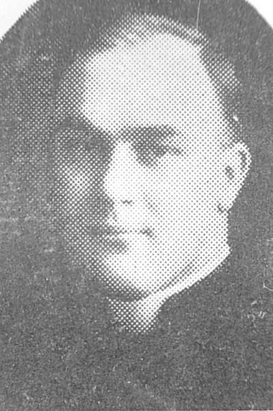 ks. Mieczysław Rosiecki (1933 ~ 1945)