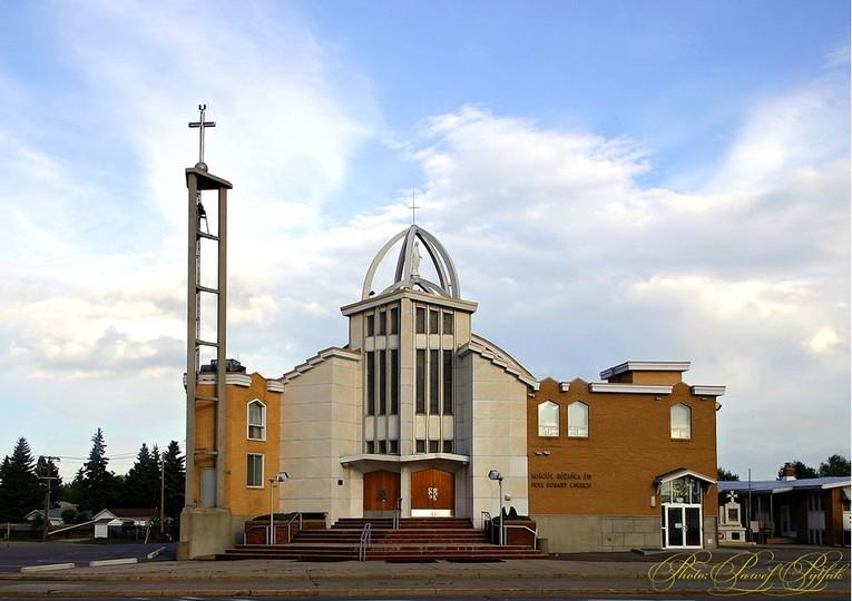 Zdjęcie Zewnątrz Kościoła