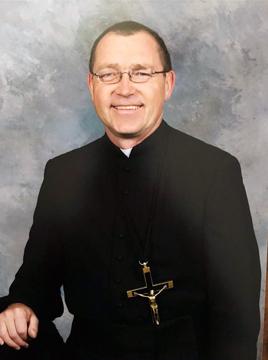 Proboszcz o. Mieczysław Burdzy, OMI (2017-